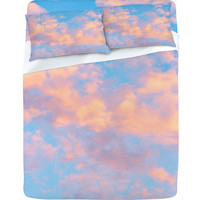 DENY Designs Home Accessories | Lisa Argyropoulos-Dream Beyond The Sky Sheet Set