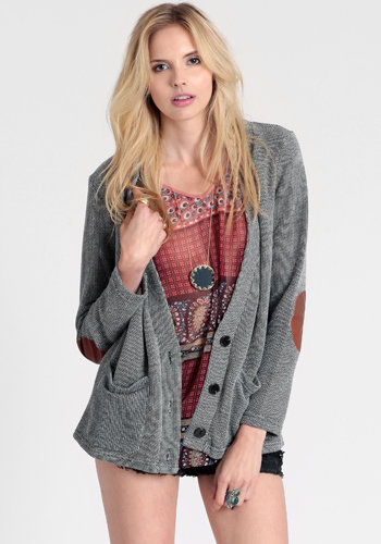 Westminster Abbey Cardigan - $58.00: ThreadSence, Women's Indie & Bohemian Clothing, Dresses, & Accessories