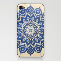 kshirahm sky mandala iPhone &amp; iPod Skin by Peter Patrick Barreda | Society6