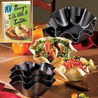 Tortilla Shell Maker - Fresh Finds - Cooking > Cooking & Baking