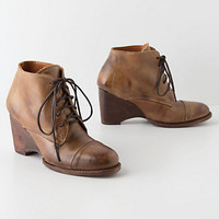 Cap-Toe Booties