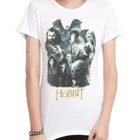 The Hobbit: The Battle Of The Five Armies Poster Girls T-Shirt