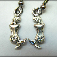 Earrings Mermaid Dangle