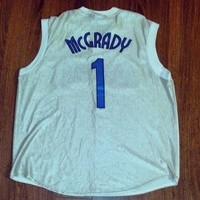 All Star 2002 NBA Jersey Tracy McGrady TMac size XL from Deadstock Dynasty