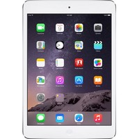 Apple® - iPad® mini 2 with Wi-Fi - 16GB - Silver/White