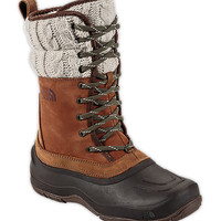 The North Face Women's Shoes Winter Boots WOMEN'S SHELLISTA LACE MID