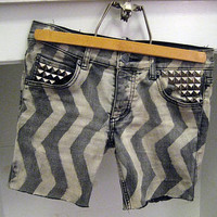 How-Tuesday: Zigzag Shorts | The Etsy Blog