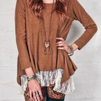 Crossroads Top