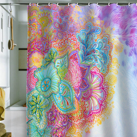 DENY Designs Home Accessories | Stephanie Corfee Flourish Shower Curtain