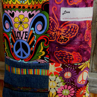 Donation to Mapcap Charity - Groovy Peace Bag