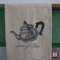 spot of Tea Towel by bravura on Etsy