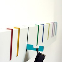 Symbol Coat Rack - Browse All - Yanko Design