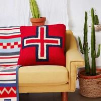 Pendleton Brave Star Wool Pillow