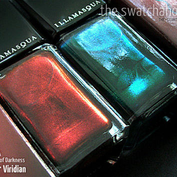 Illamasqua ? The Art of Darkness Fall/Winter 2010: Nail Varnishes preview | The Swatchaholic . a blog about nail polish and makeup