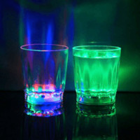 $12 for a 4-Pack of LED Shot Glasses - Shipping Included