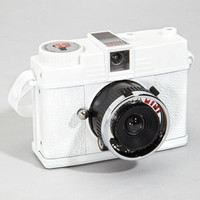 Lomography Mini Diana White Camera | LOMO Film Camera | fredflare.com