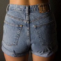 Eddie Bauer High Waisted Shorts