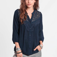 North County Lace Blouse