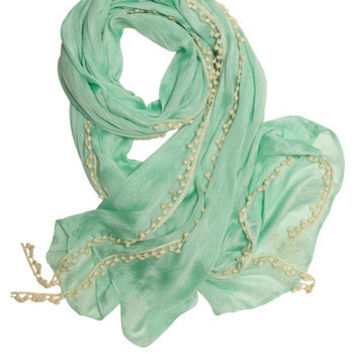 Mint to Be Scarf