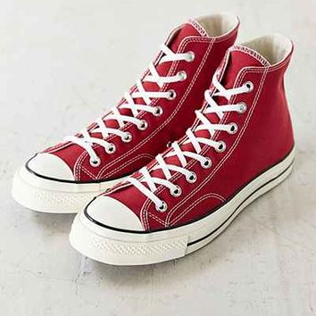 Converse Chuck Taylor All Stars '70 High-Top Men's Sneaker- Red