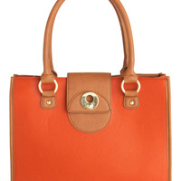 Orange You Adorable Bag | Mod Retro Vintage Bags | ModCloth.com