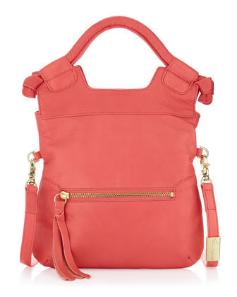 Foley + Corinna Disco City Crossbody Bag, Coral