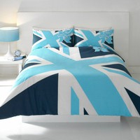 2012 Olympics - Union Jack Duvet Cover Set from £25.00 | Duvet Covers | Duvet Cover Sets | Yorkshire Linen co.