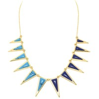 Concentrical Collar Necklace