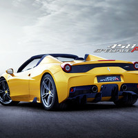 Paris world premiere for 458 Speciale A