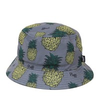 Neff Pineapple Bucket Hat - Mens Backpack - Grey - One