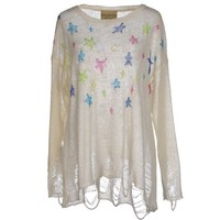 Wildfox White Label Sweater - Women Wildfox White Label Sweaters online on YOOX United States