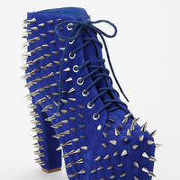 Jeffrey Campbell Lita All-Over Spike Boot