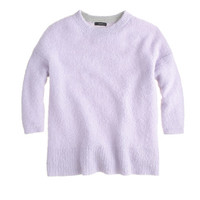 J.Crew Womens Textured Slouchy Sweater