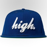 Odd Future High Hat Blue New Era
