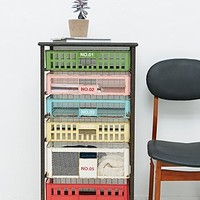Kare 6-Basket Cabinet - Urban Outfitters