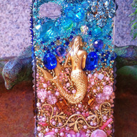 Beautiful, One of a kind Mermaid iPhone 4/4s