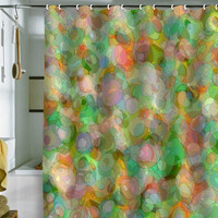 Lisa Argyropoulos Joyful Shower Curtain