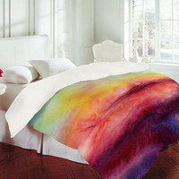 DENY Designs Home Accessories | Jacqueline Maldonado Kiss Of Life Duvet Cover