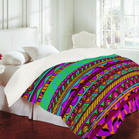 DENY Designs Home Accessories | Aimee St Hill Bright Tribal Duvet Cover