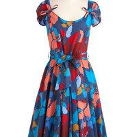 Tiptoeing through Twilight Dress | Mod Retro Vintage Dresses | ModCloth.com