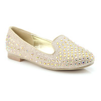 Bella Marie Champagne Triss Loafer | zulily