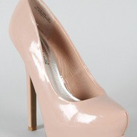 Anne Michelle Oscar-09B Patent Platform Pump