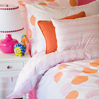 Annette Tatum Kids Bedding Duvet or Set Bingo Petal