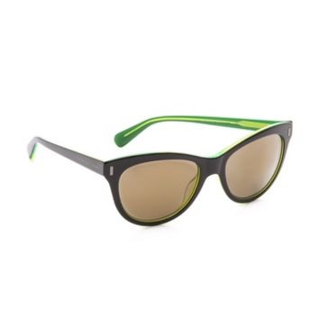 Marc by Marc Jacobs Square Mirrored Sunglasses