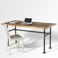 The Lupita Reclaimed Wood Desk