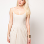 Mango Crochet Sun Dress at asos.com