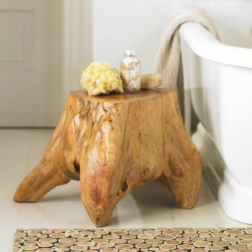 VivaTerra - Root of the Earth Stool - VivaTerra