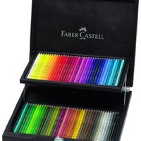 Polychromos 72 Pencil Wood Box Set
