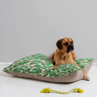 """Lisa Argyropoulos Holiday Cheer Mint Pet Bed - 40"""""""" x 30"""""""""""