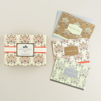 Downton Abbey Boxed Notecards, 12-Count - World Market
